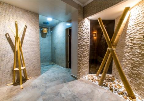 почивка в Павел Баня - хотел Аризона! Нощувка със закуска и вечеря или пълен пансион + минерално джакузи, сауна, парна баня и релакс зона на цени от 33лв. на човек!!!