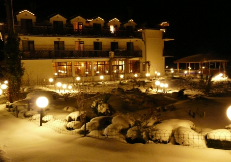 Хотелски комплекс Долна Баня