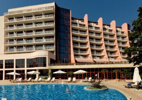 Хотел Дабъл Три Златни Пясъци