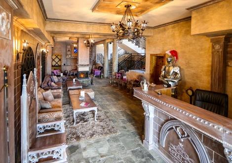 Хотел Роял Валентина Касъл