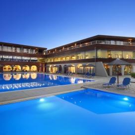 Почивка в Blue Dolphin Hotel, Халкидики - Ситония, на цена от 63.90 лв.