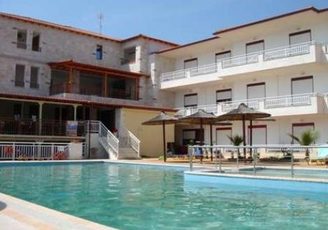 Почивка в Hotel Medusa Kriopigi, Kriopigi, на цена от 24.40 лв.
