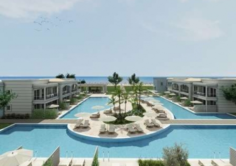 Почивка в Blue Lagoon Princess, Халкидики - Ситония, на цена от 208.20 лв.