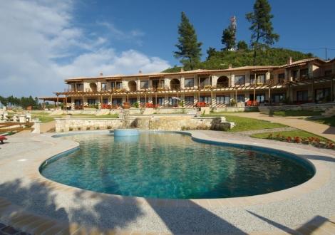 Почивка в Akritas Ef Zin Villas & Suites, Халкидики - Касандра, на цена от 54.20 лв.