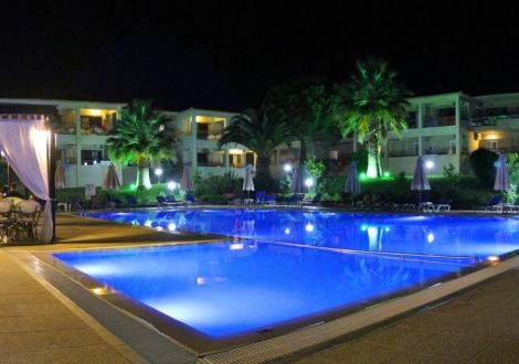 Почивка в Thea Hotel, Халкидики, на цена от 44.10 лв.