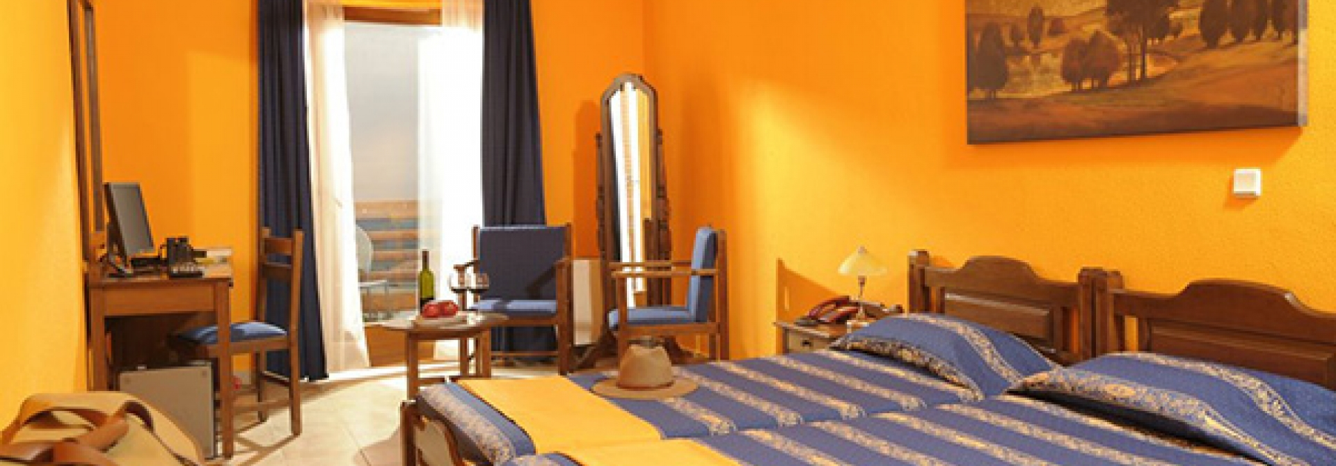 Почивка в FilosXenia Roxani Country House Hotel, Халкидики, на цена от 27.10 лв.