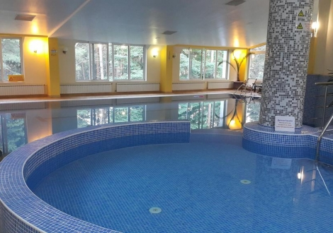 Хотел Борова Гора Пирдоп