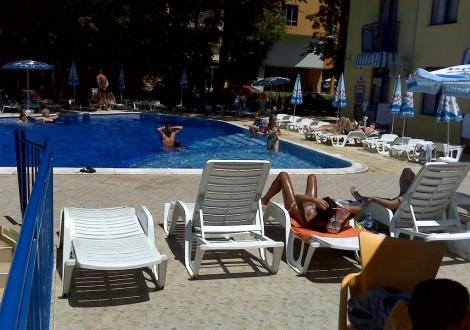 Хотел Блу Скай Златни Пясъци