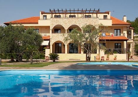 Atrium Hotel - Thassos