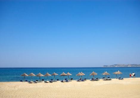 Kamari Beach Thassos