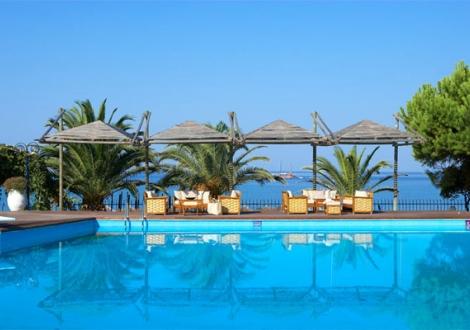 Почивка в Kamari Beach Thassos, о. Тасос, на цена от 66.30 лв.