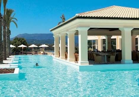 Почивка в Grecotel Eva Palace, о. Корфу, на цена от 115.10 лв.