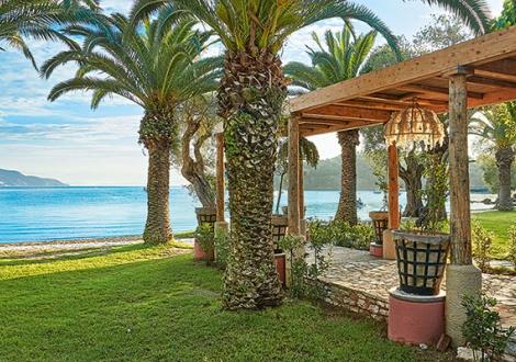 Почивка в Grecotel Daphila Bay Thalasso, о. Корфу, на цена от 151.60 лв.
