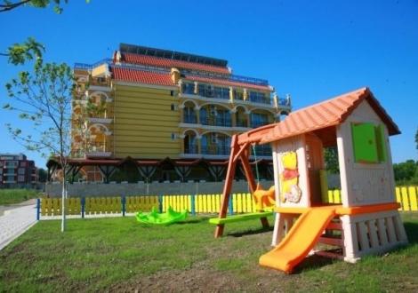 Хотел Луксор Лозенец