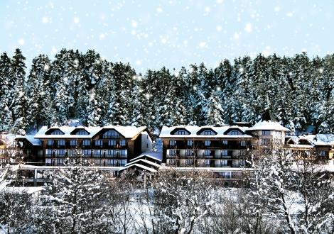 Хотел Хот Спрингс