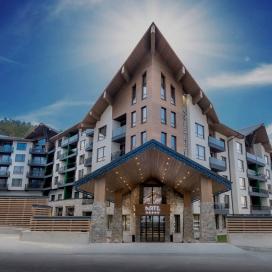 Петзвездна почивка в най-новият хотел във Велинград - Арте Спа и Парк 5*! Нощувка със закуска и вечеря + вътрешен минерален басейн с външна зона, детски басейн, Спа и Уелнес център!!!