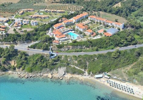 Aristoteles Beach, Касандра