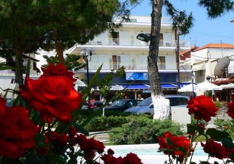 Почивка в Hotel Hermes Hanioti, Халкидики - Касандра, на цена от 52.50 лв.