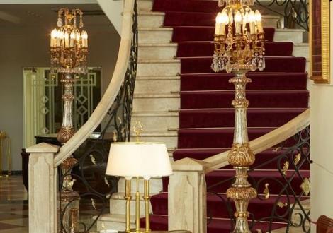 ПАКЕТ ВЕЛИКДЕН В СОЛУН - 5* ХОТЕЛ Mediterranean Palace *****! ВКЛЮЧЕНИ ЗАКУСКИ!