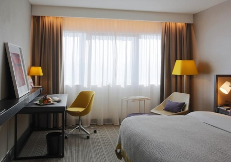 Хотел Crowne Plaza Belgrade