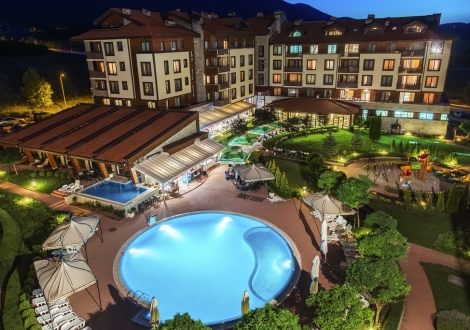 Хотел Мурите - Разлог