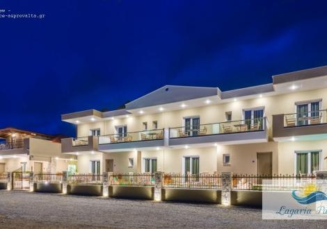 Почивка в Lagaria Palace II - Asprovalta, на цена от 50.10 лв.