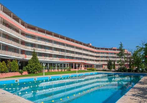 ПОЧИВКА В Слънчев Бряг - Хотел Арония ****! Нощувка на база Аll inclusive + вътрешен и външни басейни + дневна и вечерна анимация!!!