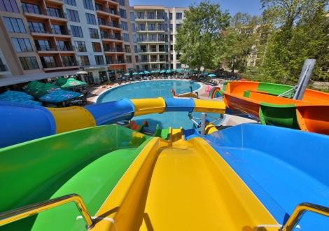 Престиж Хотел и Аквапарк Златни Пясъци