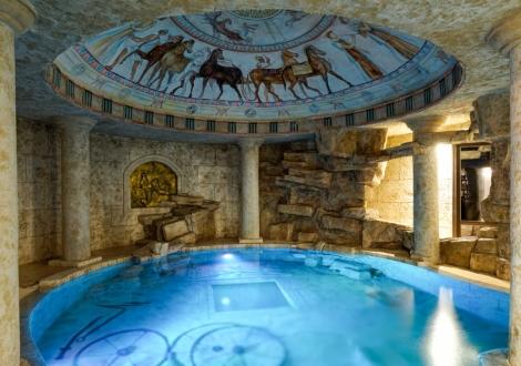 ГОРЕЩА ОФЕРТА ЗА КОМПЛЕКС СТАРОСЕЛ - ТРАКИЙСКА РЕЗИДЕНЦИЯ! Пакети с включени закуски и вечери, басейни с минерална вода!