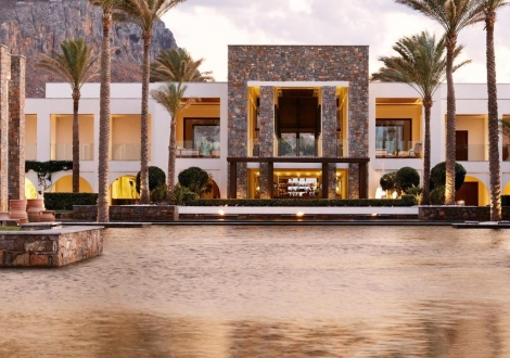 Хотел Grecotel Amirandes Exclusive Resort