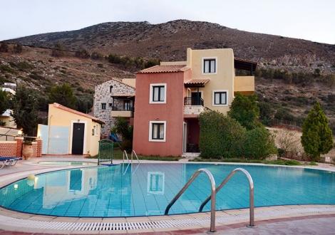 Хотел Petra Village