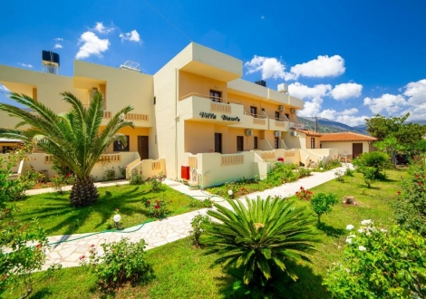 Villa Diasselo Остров Крит