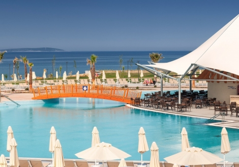 Хотел Aquasis De Luxe Resort Дидим