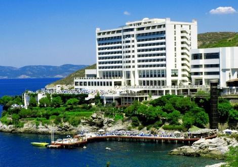 Хотел Korumar Hotel De Luxe Кушадасъ