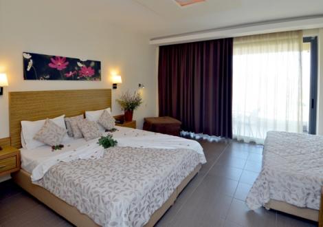 Почивка в Aeolis Thassos Palace, о. Тасос, на цена от 50.30 лв.