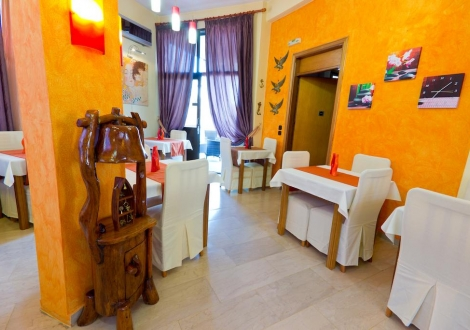 Почивка в Pavlidis Hotel, о. Тасос, на цена от 51.30 лв.