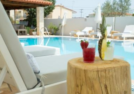 Почивка в Hesperides Hotel, Халкидики, на цена от 44.40 лв.