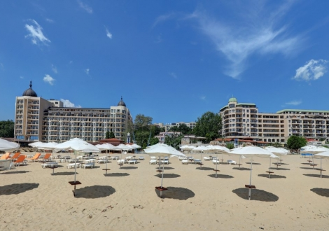 Хотел Извора Златни Пясъци