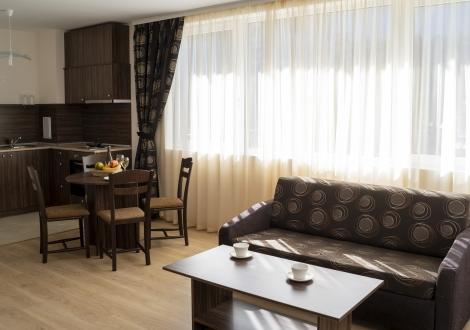 Апарт хотел Сирона