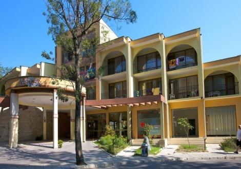 Хотел Явор Палас Слънчев бряг