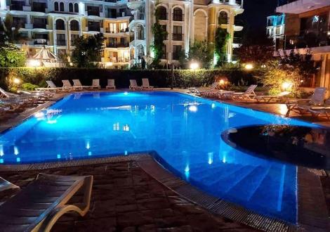 Апарт хотел Магнолия Гардън Слънчев бряг