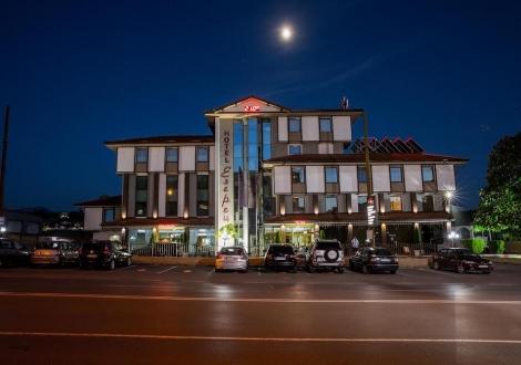 Хотел Езерец Благоевград