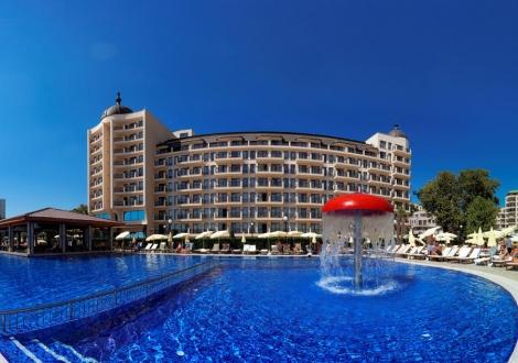 Хотел Адмирал Златни Пясъци