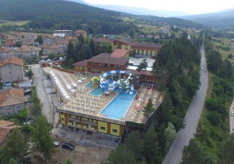 Хотел Елбрус Велинград