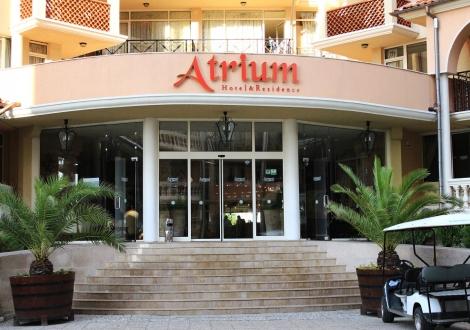 Хотел Атриум Бийч Елените