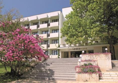 Хотел Лебед Свети Константин и Елена