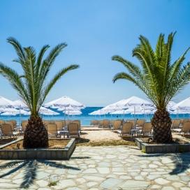 Почивка в Theoxenia Hotel, Халкидики - Атон, на цена от 51.10 лв.