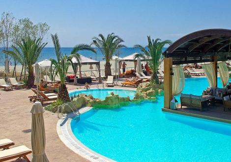Почивка в Mediterranean Village, Паралия Катерини на цена от 79,60лв на човек