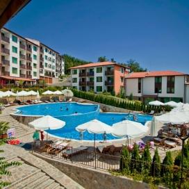 Слънчево лято в прекрасният комплекс  Аркутино Фемили Ризорт ****! Нощувка на база All inclusive + чадър и шезлонг на плажа и басейна + анимационна програма!!!