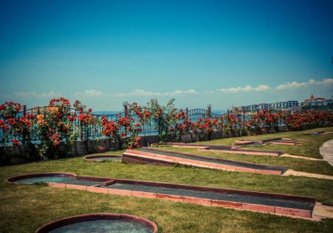 Апартхотел Панорама Форт Бийч Свети Влас